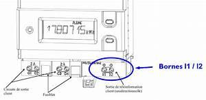 Branchement Compteur Linky Triphasé : cable telereport compteur edf goulotte protection cable ~ Melissatoandfro.com Idées de Décoration