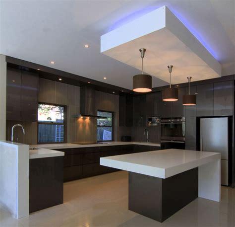 plafon diseno cocinas modernas diseno de interiores de cocina cocinas de casa