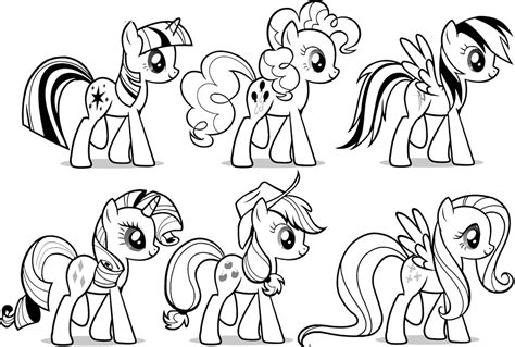 Coloring My Pony by Pony My Pony Coloring Pages Big