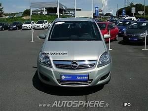 Fap Opel Zafira : 2009 opel zafira 1 9 cdti120 fap magnetic car photo and specs ~ Carolinahurricanesstore.com Idées de Décoration