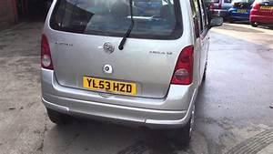 Vauxhall Agila Enjoy  2003  - Yl53 Hzd