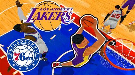 Lakers Vs Sixers - Lakers vs 76ers NBA Live Stream Reddit ...