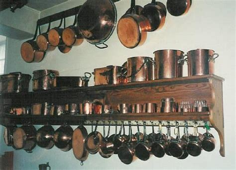 copper pots  pans decorating  collecting hubpages