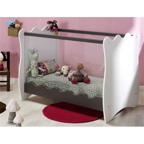 chambre bébé katherine roumanoff k roumanoff lit 60x120 cm doudou taupe achat vente lit