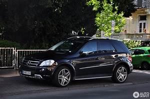 Mercedes Ml W164 Zubehör : mercedes benz ml 63 amg w164 2009 19 april 2017 autogespot ~ Jslefanu.com Haus und Dekorationen