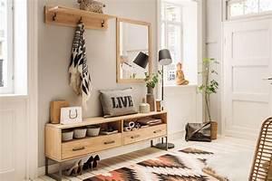 Www Kleine Diele De : skalik garderobe mido eiche bianco massiv m bel letz ihr online shop ~ Markanthonyermac.com Haus und Dekorationen
