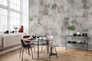 Papier Peint Moderne Salon : papier peint tendances 2018 2019 couleurs motifs i blog ma maison beko ~ Melissatoandfro.com Idées de Décoration