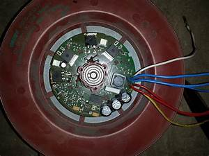 Determining How To Make 7 Wire Dc Motor Run