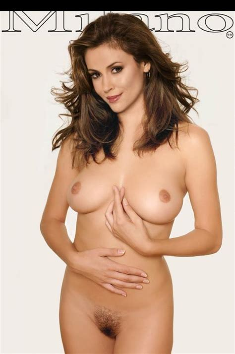 Alyssa Milano celebrity nude - Xxx Photo