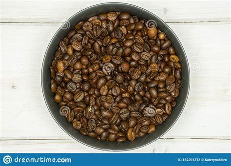 Bada bean sweetest coffee beans. Dark Brown Coffee Beans Sweet Arabica On Grey Wood Stock Image - Image of bowl, seed: 132291373