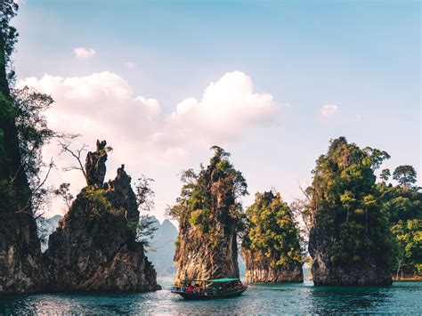 Best Time Travel by A Seasonal Guide To The Best Time To Visit Thailand
