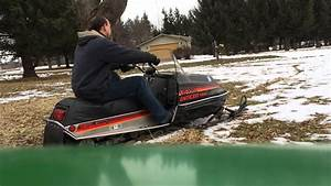Yamaha Enticer 340 Deluxe