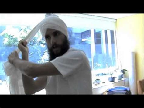 turbante hombre youtube