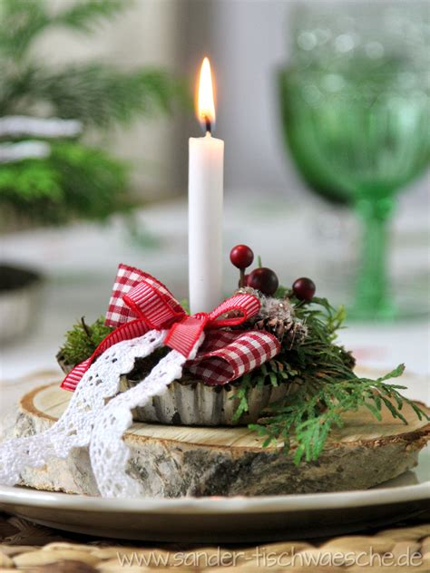 Weihnachtsdeko Mit Weingläsern by Tischdeko Weihnachten Naturmaterialien Tischdeko Zu