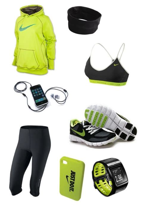 #cute cold weather Nike running outfit. | Running | Pinterest | Nike Running Outfit Running ...
