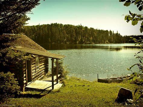 lake cabin wallpaper wallpapersafari