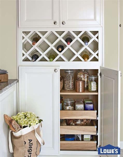additional kitchen storage best 25 built in wine rack ideas on kitchen 1161