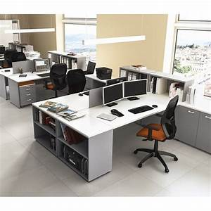 Bureau Oprationnel CO WORKING OXI Mobilier De Bureau