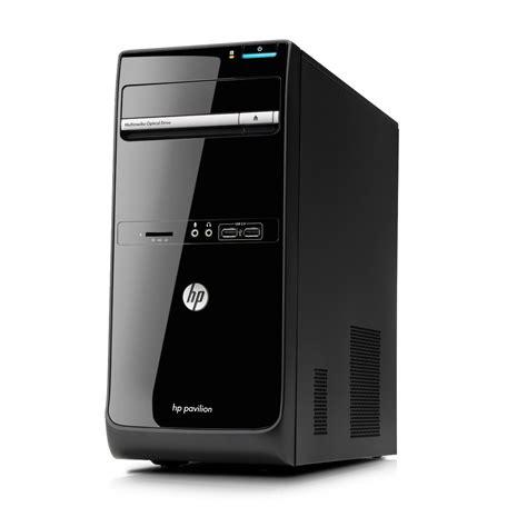 hp pavilion p6 2390 desktop review desktop computers review