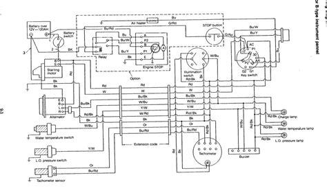 marine electrical wiring diagram wiring diagram with volvo penta tachometer wiring diagram 37 wiring diagram
