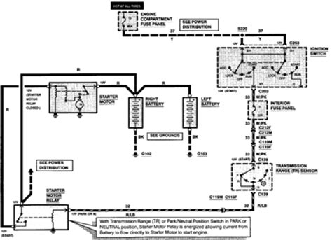 solved need wire diagram ford transit starter motor 2 4 fixya