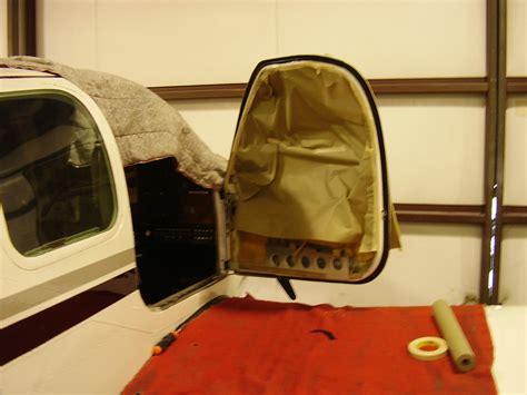 Aircraft Door Seals & Storm Window