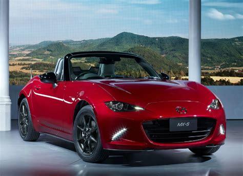 Mazda's New Samurai (the New Mazda Mx-5