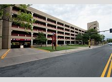 Oak Street Parking Ramp Campus Maps