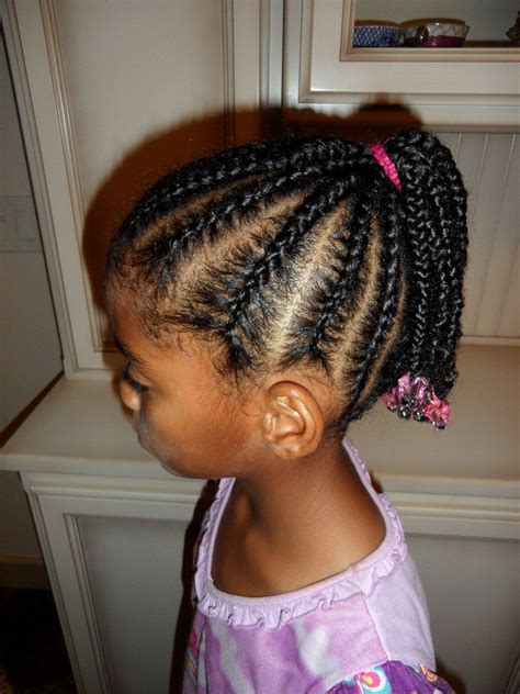 Cornrow Ponytail Hairstyles For by Cornrows Into Ponytail Hairstyles