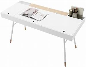 Schreibtische Weiß : designer schreibtische in weiss boconcept home ~ Pilothousefishingboats.com Haus und Dekorationen