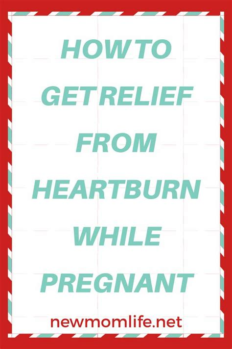 How Get Rid Heartburn During Pregnancy Fast New