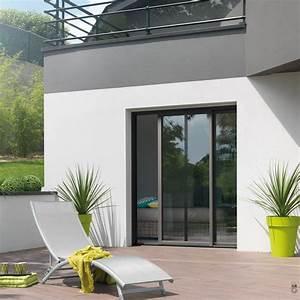 Porte à Galandage Prix : fen tres et portes fen tres alu coulissantes empreinte ~ Premium-room.com Idées de Décoration