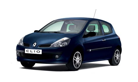 Renault Clio 2007 by 2007 Renault Clio Top Speed
