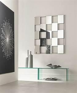 Miroir Deco Salon : 41 id es pour un miroir design et moderne ~ Melissatoandfro.com Idées de Décoration