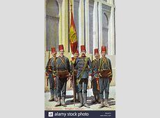 Albanian Battalion Ottoman Imperial Army, Istanbul