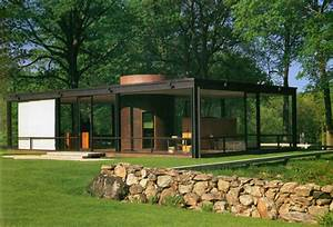 Philip Johnson Glass House – EW-Webb Enginnering