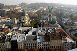 Throughout its history, has Lviv had more Ukrainian or ...