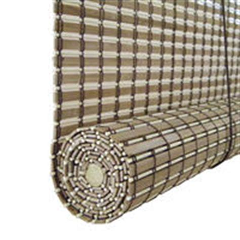 rolgordijn riet bamboe rolgordijnen 500mm x 1000mm op maat