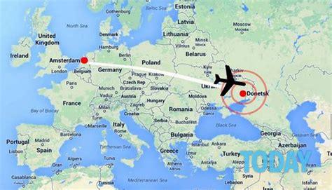 aereo abbattuto  ucraina quella rotta mortale ma economica