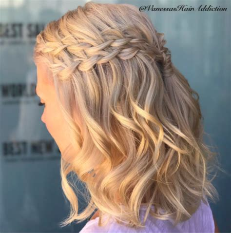 Hairstyles For With Medium Hair by 30 Braid Hairstyles For Medium Hair Herinterest