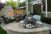 Patio Designs How to decorate the outdoor areas