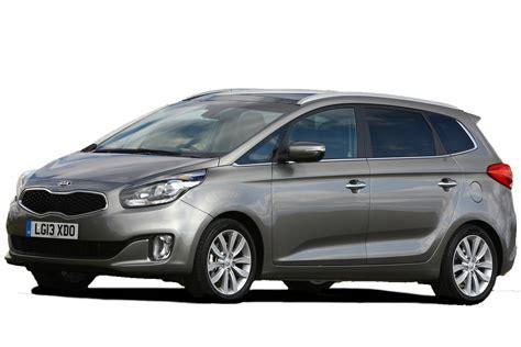 mpv car kia carens mpv review carbuyer