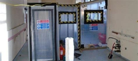 asbestos removal   darwin tower  university