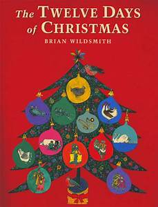 The Art of Children's Picture Books: The Twelve Days of ...