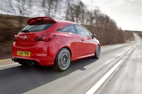 vauxhall corsa vxr  review car magazine