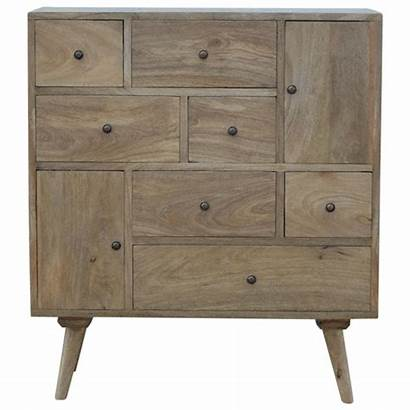 Drawer Cabinet Multi Drawers Mango Chest Hill