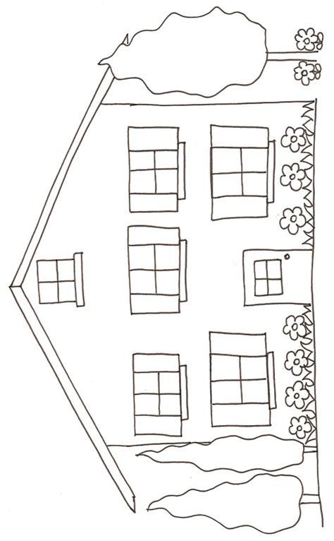 dessin maison a imprimer coloriage maison 195 imprimer gratuit