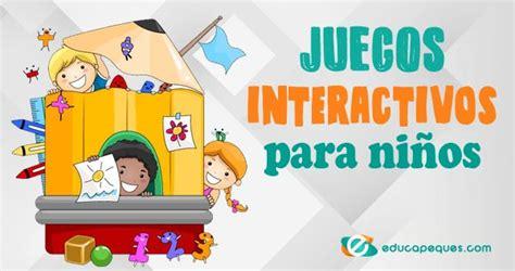 Juegos Interactivos Y Sus Beneficios En El ámbito Educativo