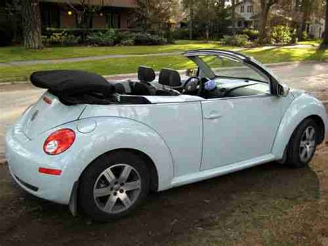 volkswagen convertible 2000 purchase used 2000 below kbb 2006 vw new beetle