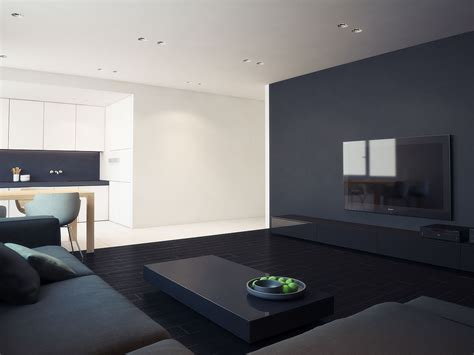 black ls for living room q2 apartment by modom keribrownhomes